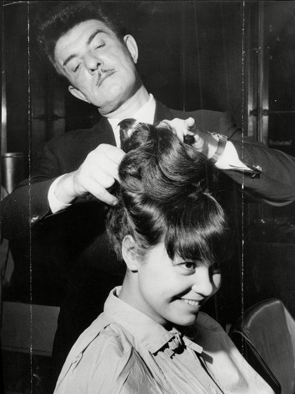 Hairdressing Icons Raymond Bessone