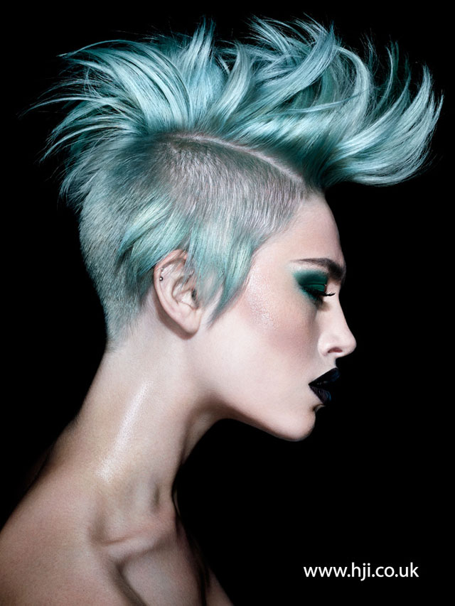 Richard Miles hair photographer