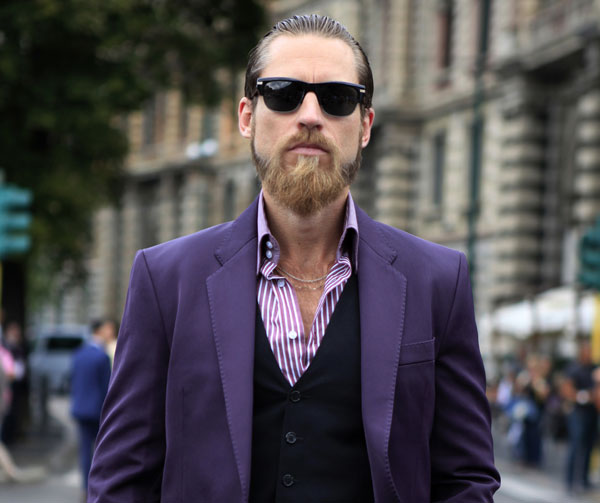 Facial Hair Attractiveness Study Says Bye, Beards!