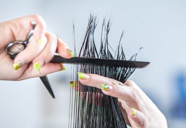Ways of Reducing RSI for Busy Hairdressers
