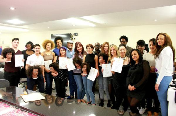 Alan D Hosts First Afro Hair Workshop