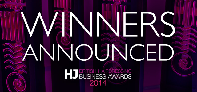British Hairdressing Business Awards 2014: The Winners! carousel