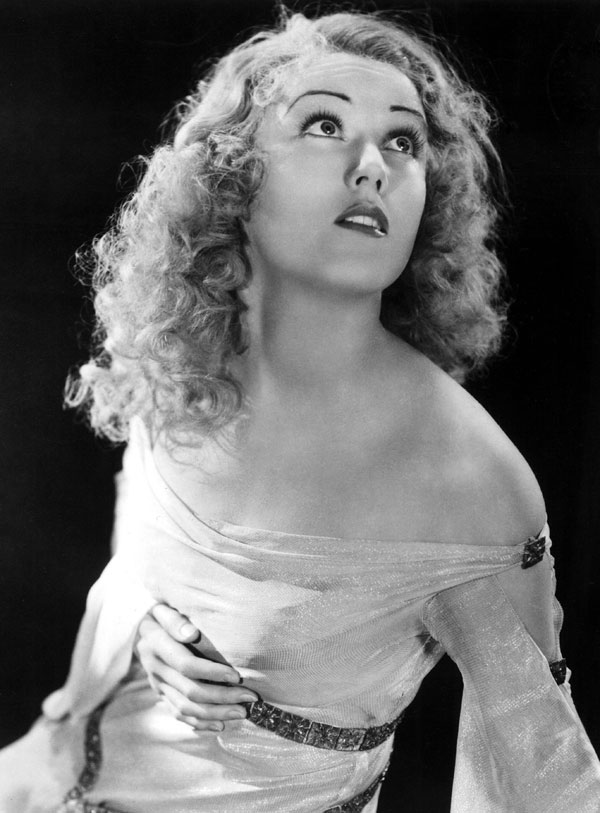Scream Queens - Fay Wray