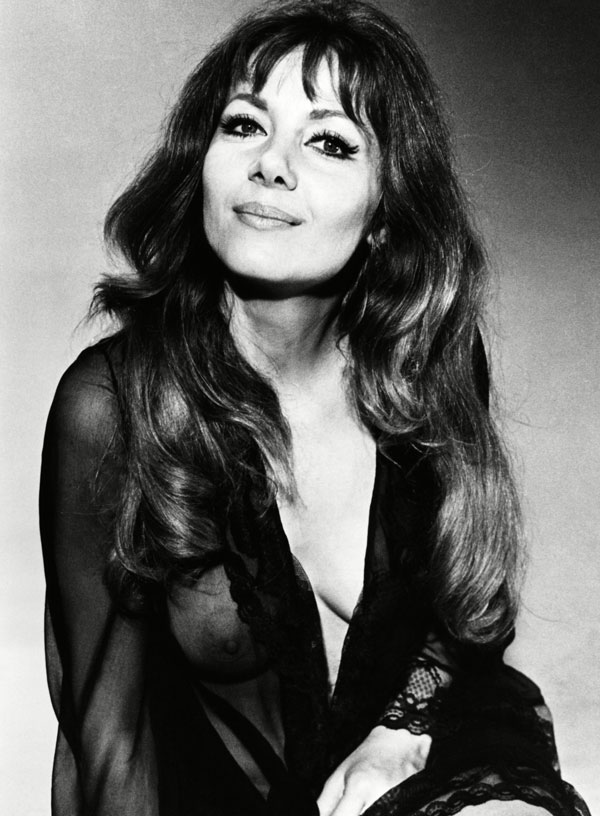 Scream Queens - Ingrid Pitt
