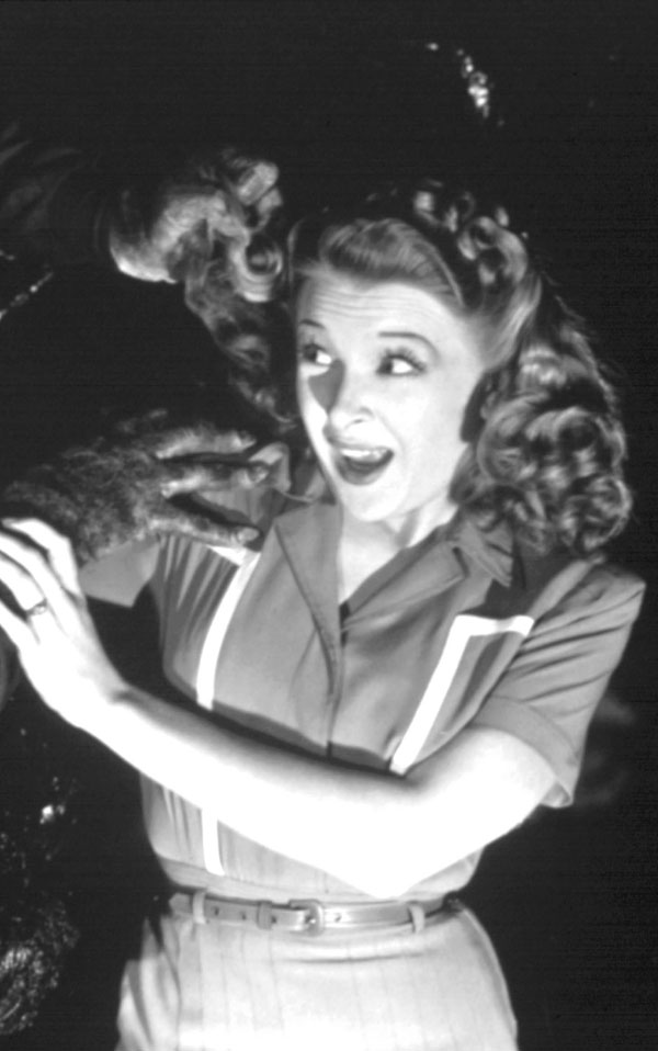 Scream Queens - Evelyn Ankers