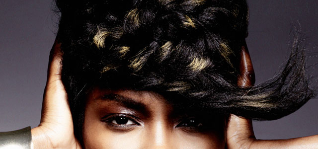 Jamie Stevens and Harry Casey - 2014 Afro Hairdresser of the Year Finalist Collection