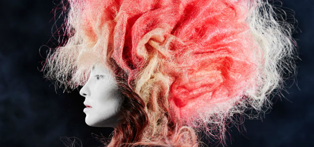 Lucie Monbillard - 2014 Avant Garde Hairdresser of the Year Finalist Collection