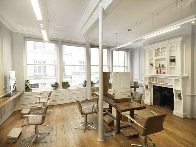 Ena Salon London Interiors Inspiration