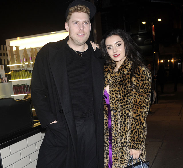 Charli XCX Parties at Hare & Bone Launch