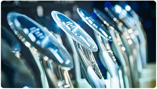 British Hairdressing Awards Trophy