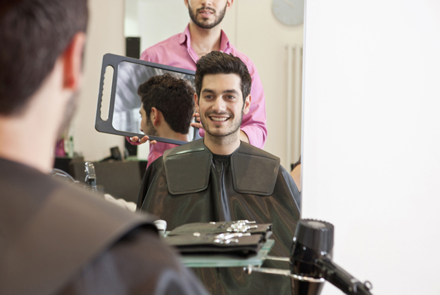 Men's Hair a Growth Market