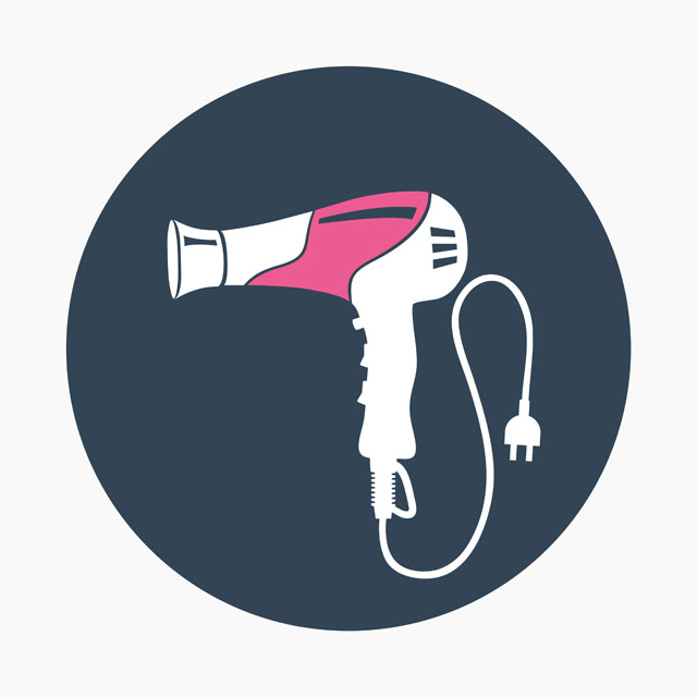 10 Hairdryer Facts for National Blow Dry Day